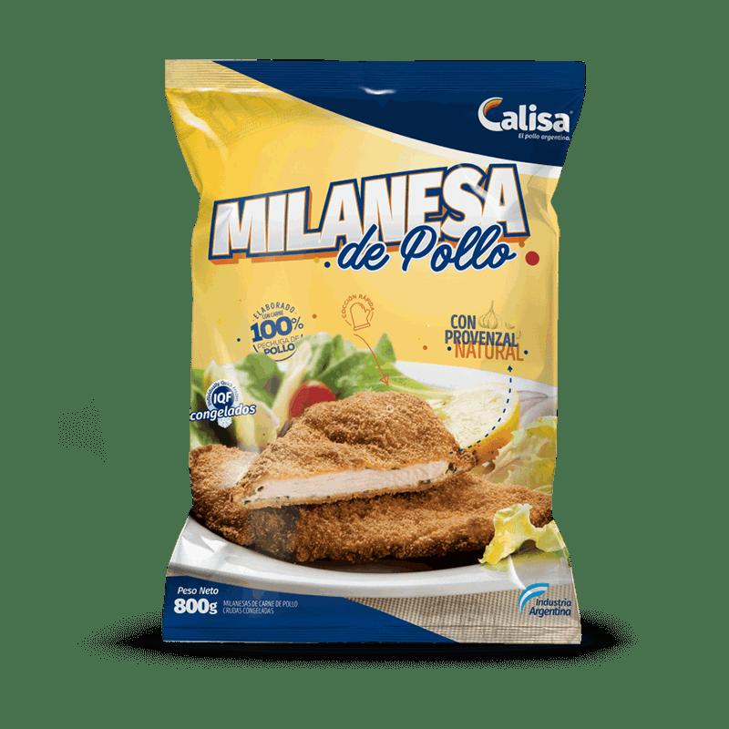 Milanesas Supremas de Pollo