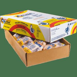 caja calisa pollo pack africa