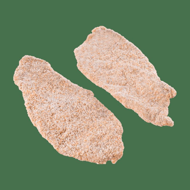 milanesas de carne