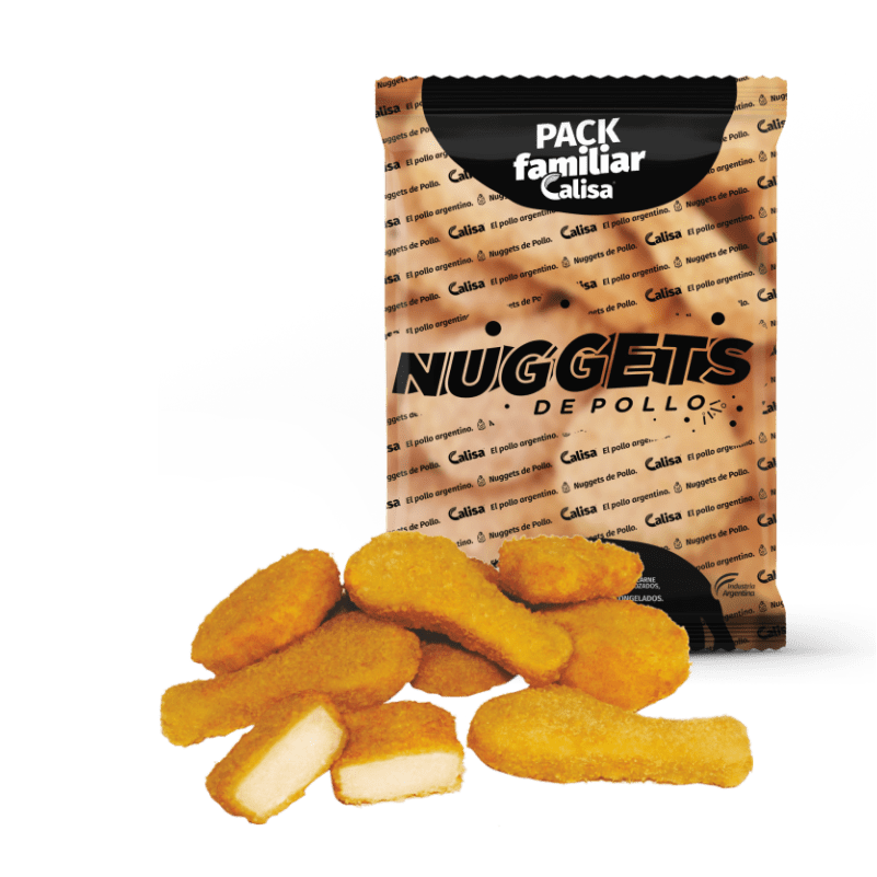 Nugget de Pollo Prefritos